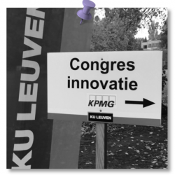 Innovatiecongres - innovatiecultuur, innovatiestructuur, innovatieprocessen